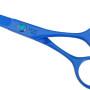 D. Nożyczki FOX COLOR blue